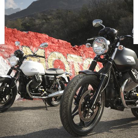 バイク モトグッチ