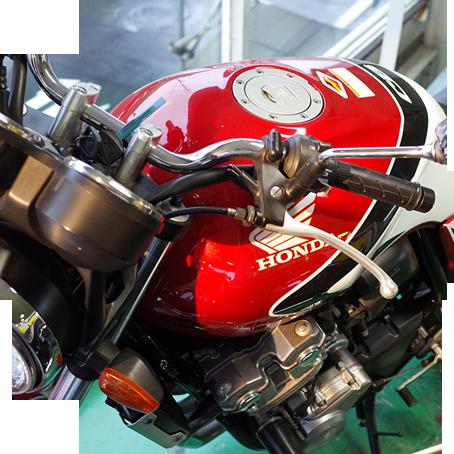 バイク honda