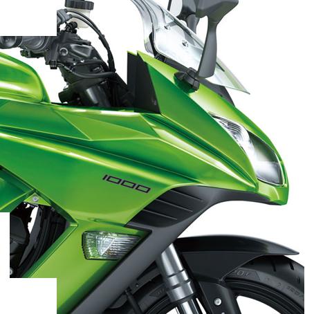バイク Kawasaki